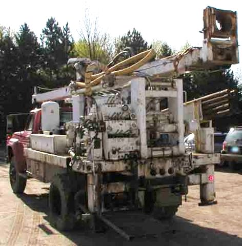 For Sale by Well Driller- well drilling industry trading post